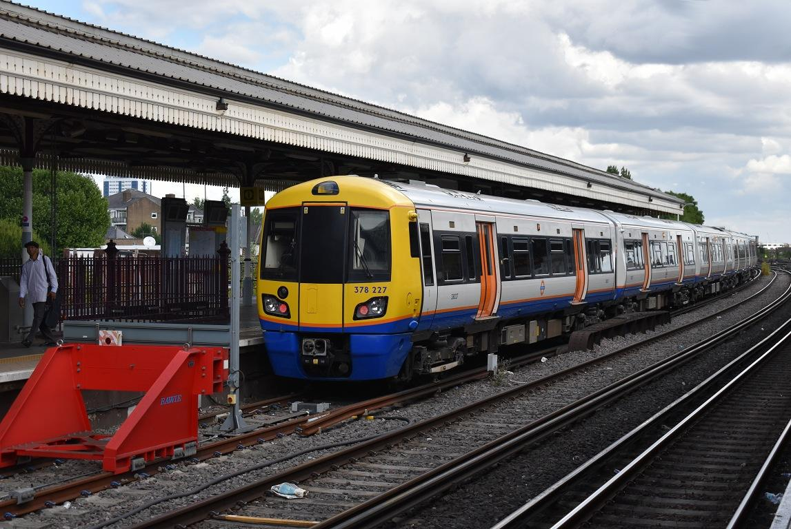 West London Line Clapham Junction Clapham Junction