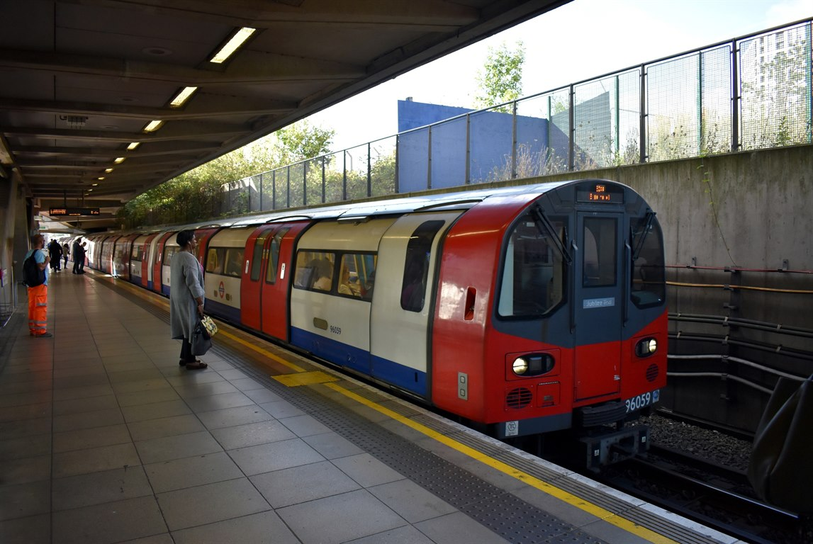 Jubilee Line Stanmore Canning Town