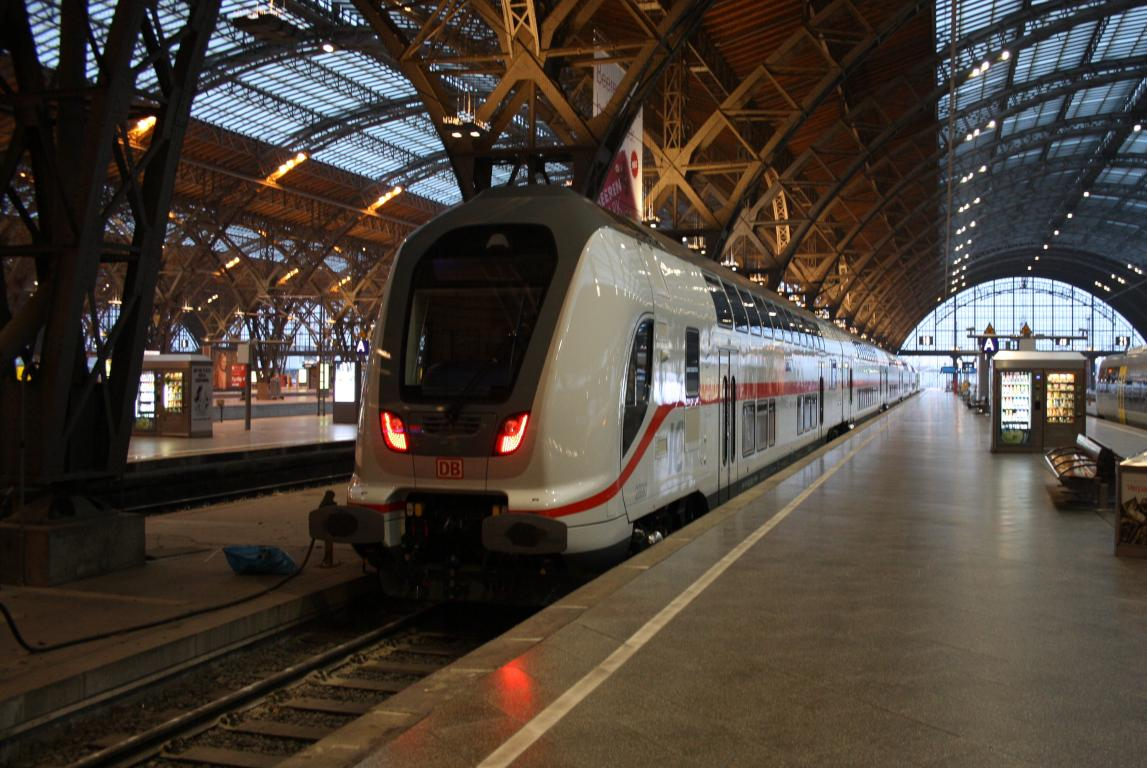InterCity  Leipzig Hbf